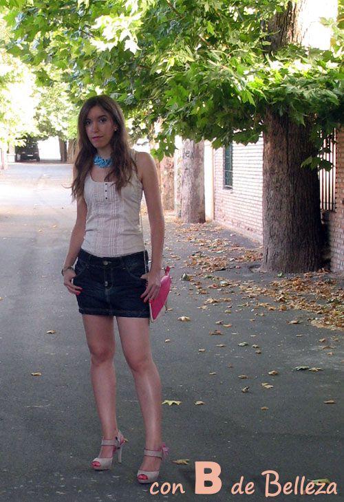 Outfit encaje
