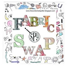 I Spy Fabric Swap
