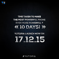 Launch Soon (Reg. starts) Yu Yutopia Launch on 17th Dec 2015 : BuyToEarn