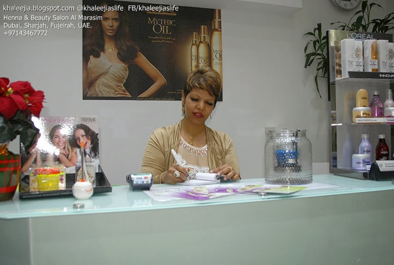 Groomig for the national day number 1 henna for Beauty salon in uae