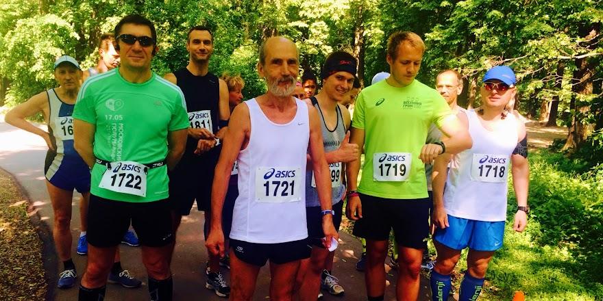 IV Яузский марафон - 14 июня 2015 - фото