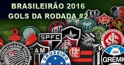 Gols da Rodada 27 do Brasileirão 25/09/2016
