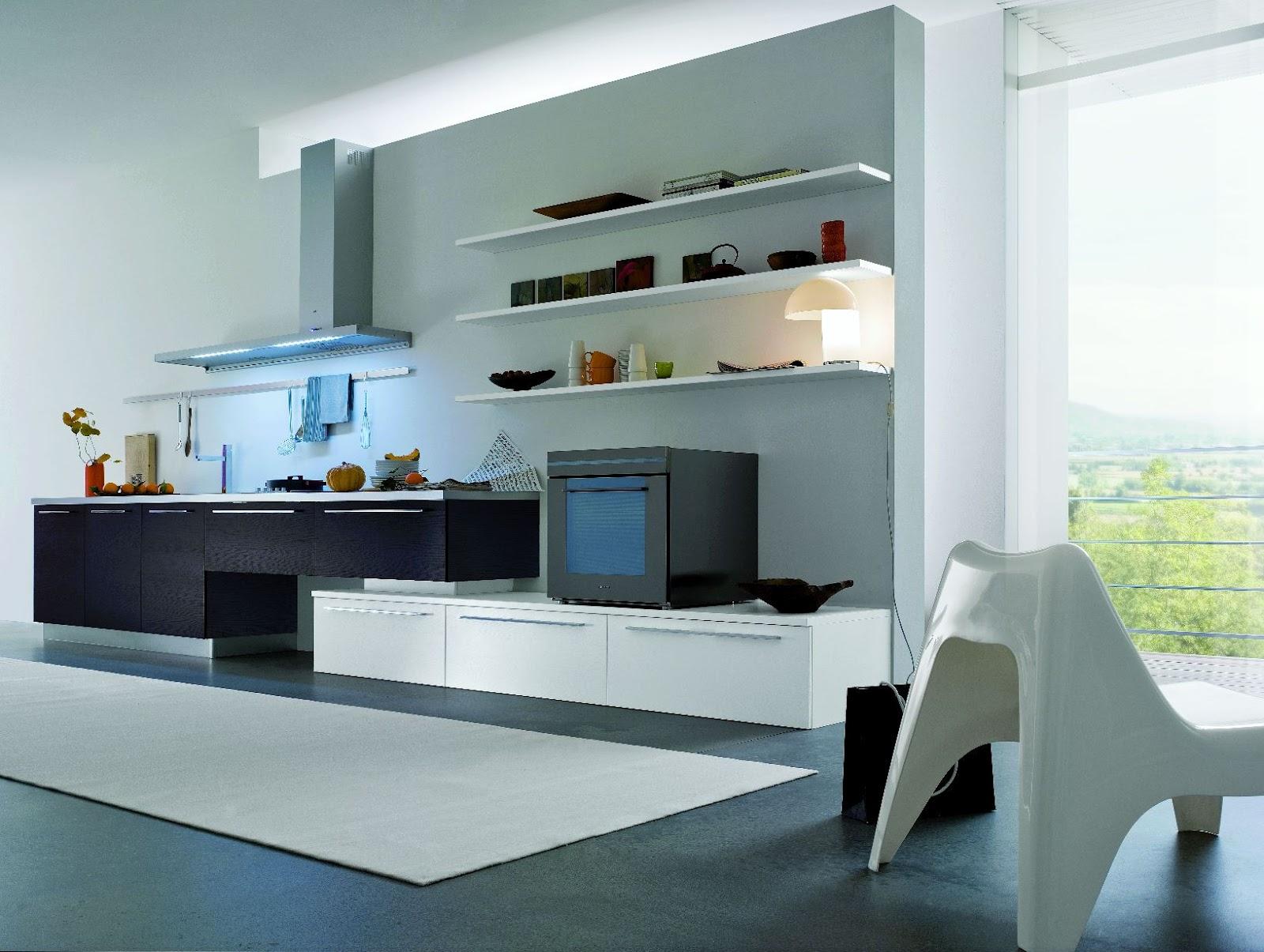 Cuisine design concept pr l vement d for Deco cuisine design