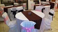 mesas da festa decoradas