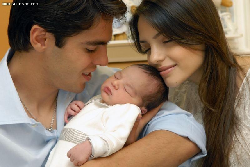 ricardo kaka and his wife muslim