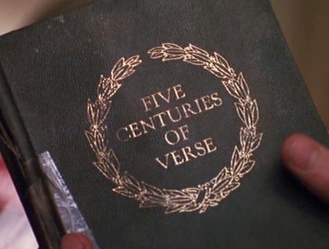 El libro del inicio de las sesiones en El Club de los Poetas Muertos - Cine de Escritor