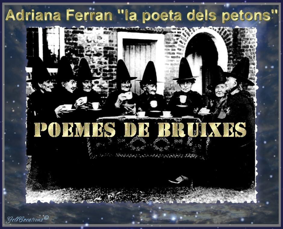 Poemes de Bruixes per Adriana Ferran