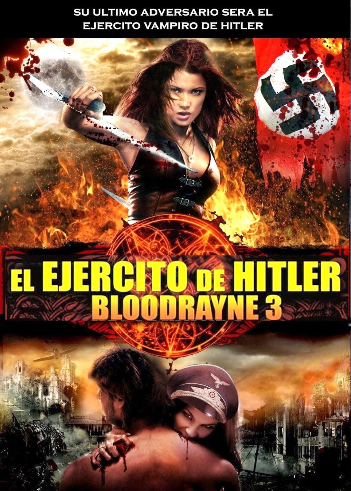BloodRayne 3: The Third Reich (2010)