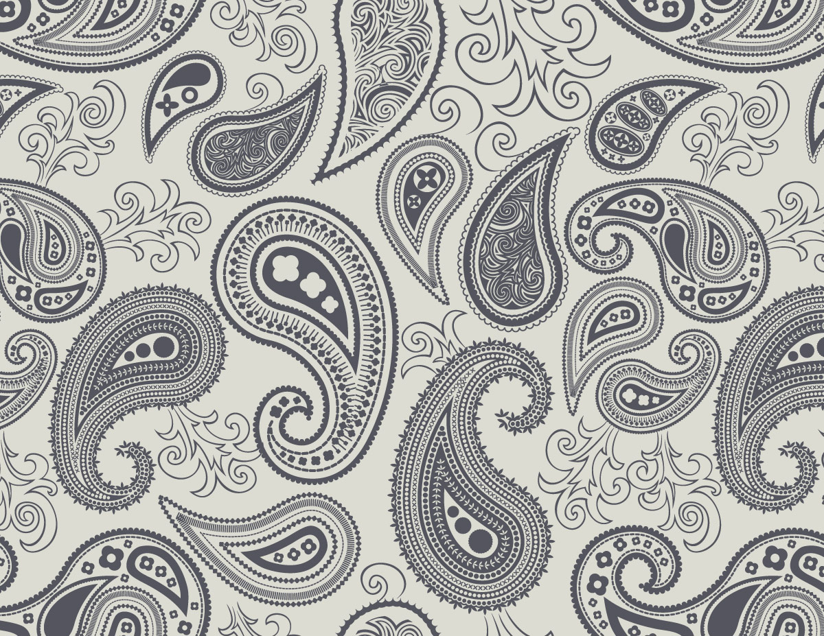 Paisley paper oh my quinceaneras for Print ecran