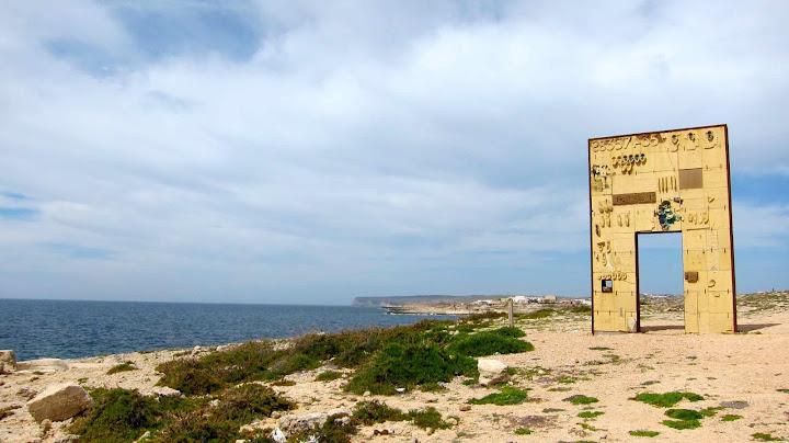 Mimmo Paladino Lampedusa