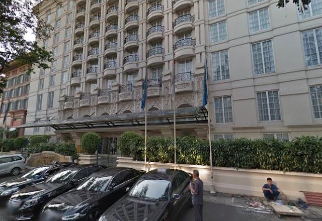 hotel gran mahakam jakarta selatan berhantu