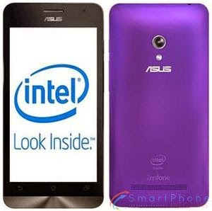 HP ASUS Zenfone 5 [A500CG] - Purple