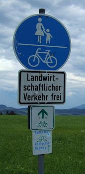 Landwirtschaftlicher Verkehr frei