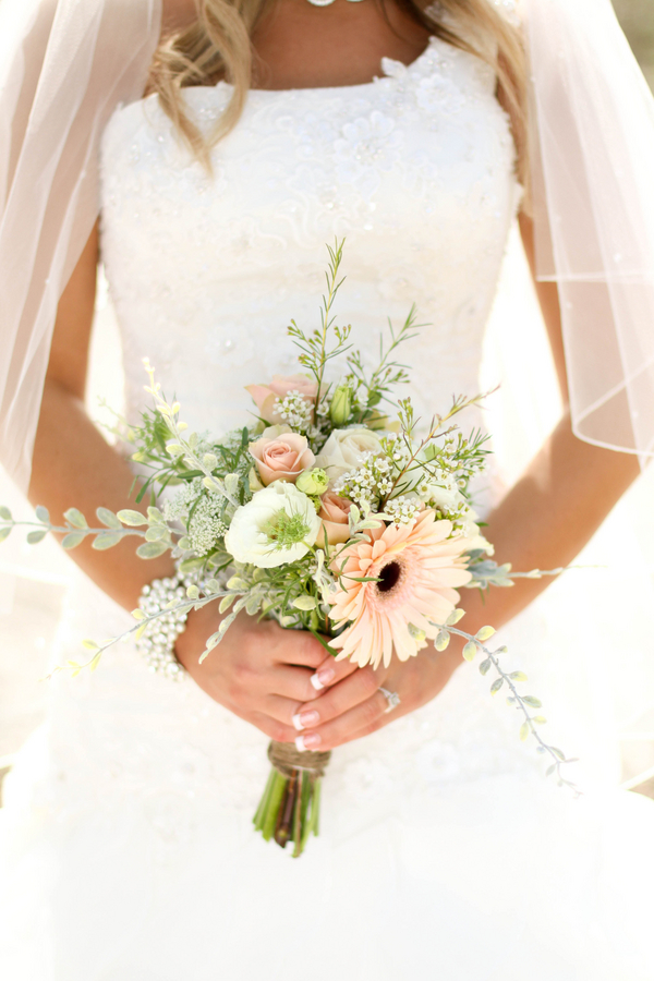 Detail spotlight bridal portraits the frosted petticoat for Simple southern wedding dresses