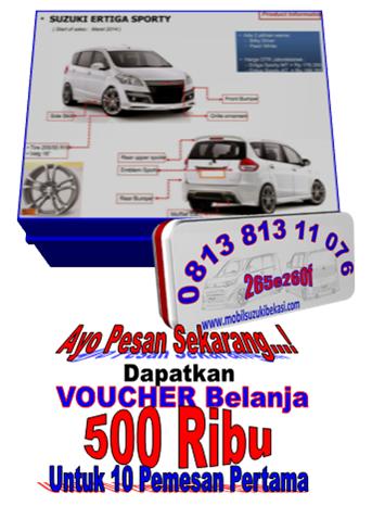 Promo Suzuki Ertiga Sporty 2014