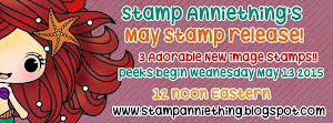 SAT May Stamp Release