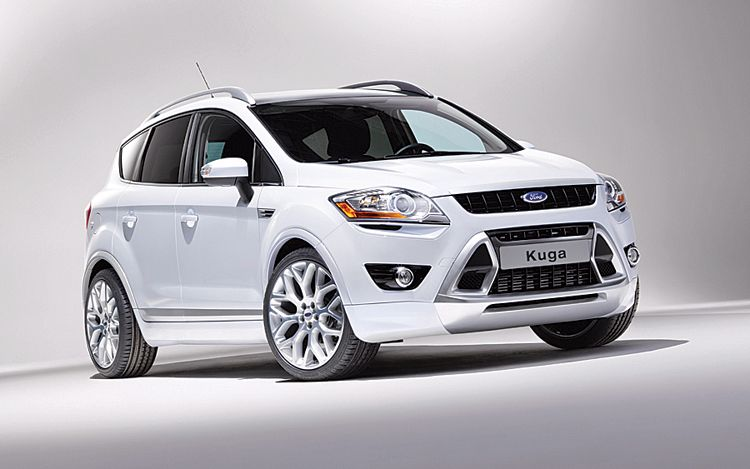 The New Ford Escape Will Be More Fuel Efficient Due To Their Slightly Smaller Size Than Its Previous Models