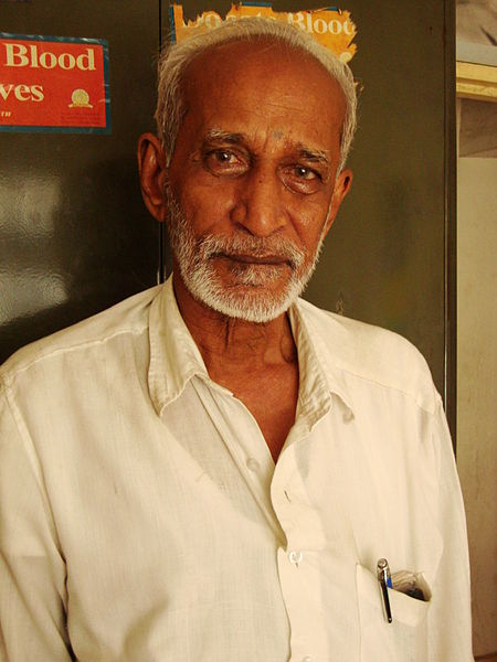 Kalyanasundaram - Man of the Millennium who donated his whole salary for the needy