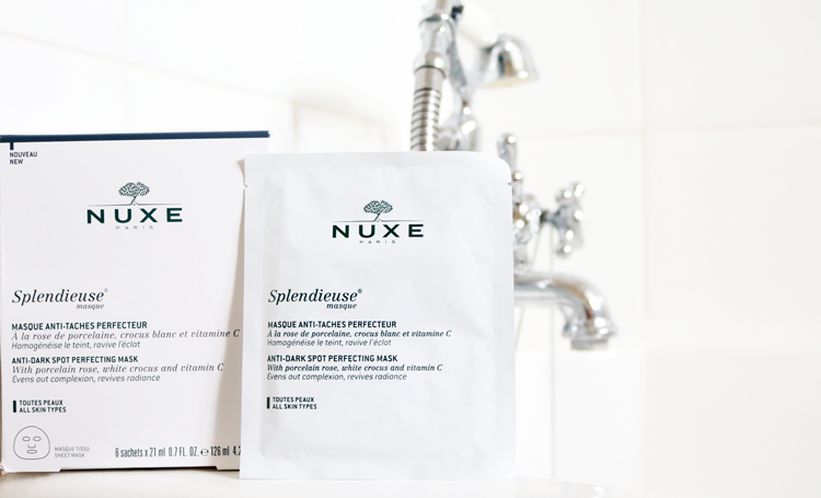 NUXE Splendieuse Masque review