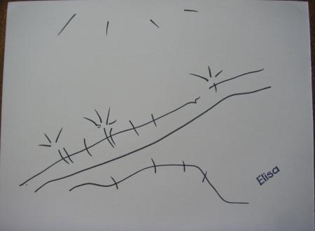pascal bertrand en route vers le territoire de cl233mence
