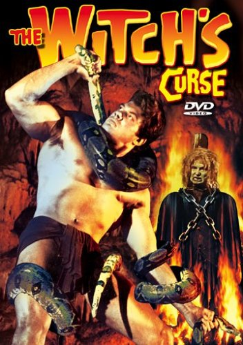 THE WITCH-S CURSE - MACISTE NO INFERNO - 1962