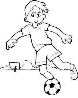 Desenho como desenhar Meninos e meninas jogando bola pintar e colorir