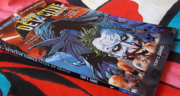 Batman Detective Comics Faces Of Death review