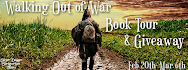 Walking Out of War Tour & Giveaway
