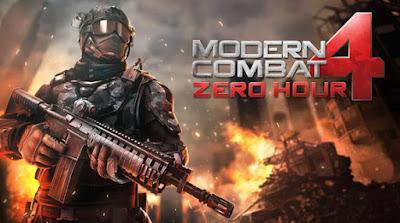 Modern Combat 4 : Zero Hour