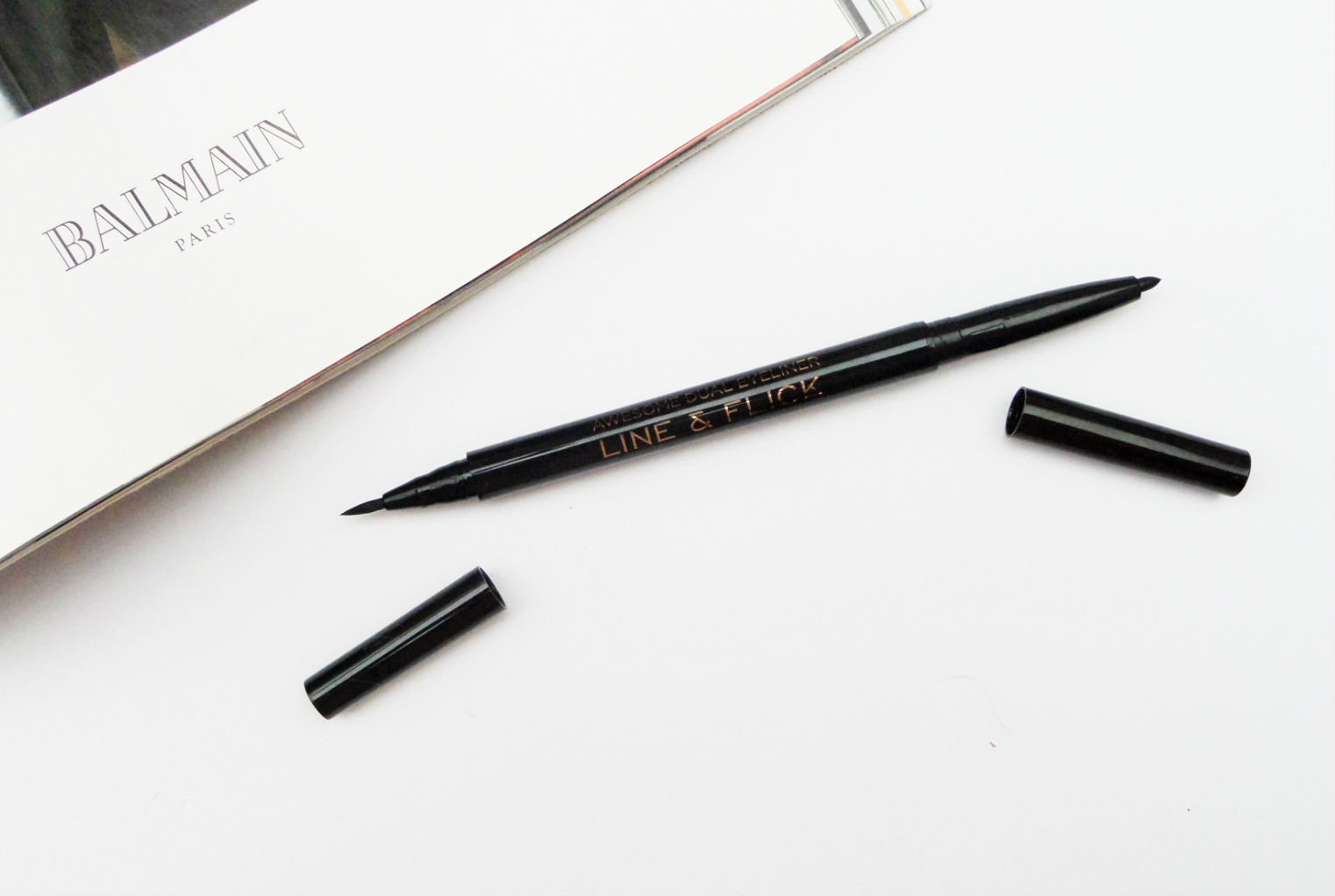Makeup Revolution Kohl & Flick Eyeliner Review