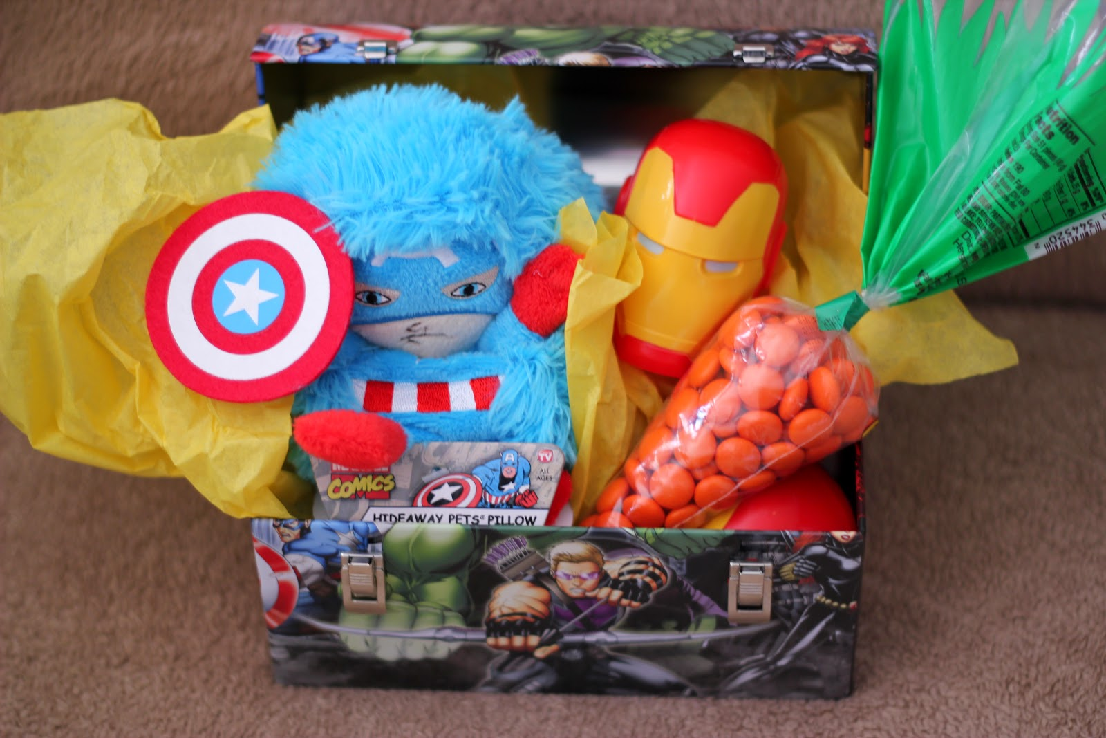Lille punkin 5 easy character easter basket ideas for under 20 1 negle Gallery