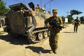 XANANA GUSMÃO DIZ QUE FORÇAS AUSTRALIANAS SÃO PARA SAIR EM 2012
