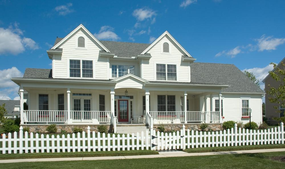 American Dream White Picket Fence
