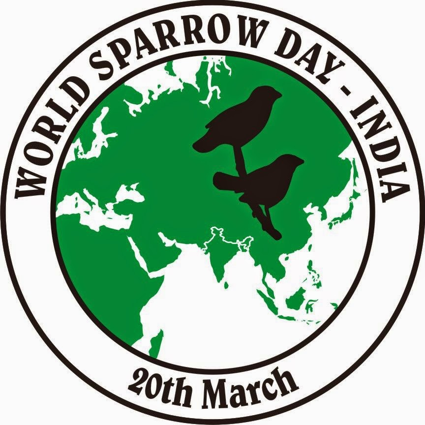 Visit World Sparrow Day - India Blog