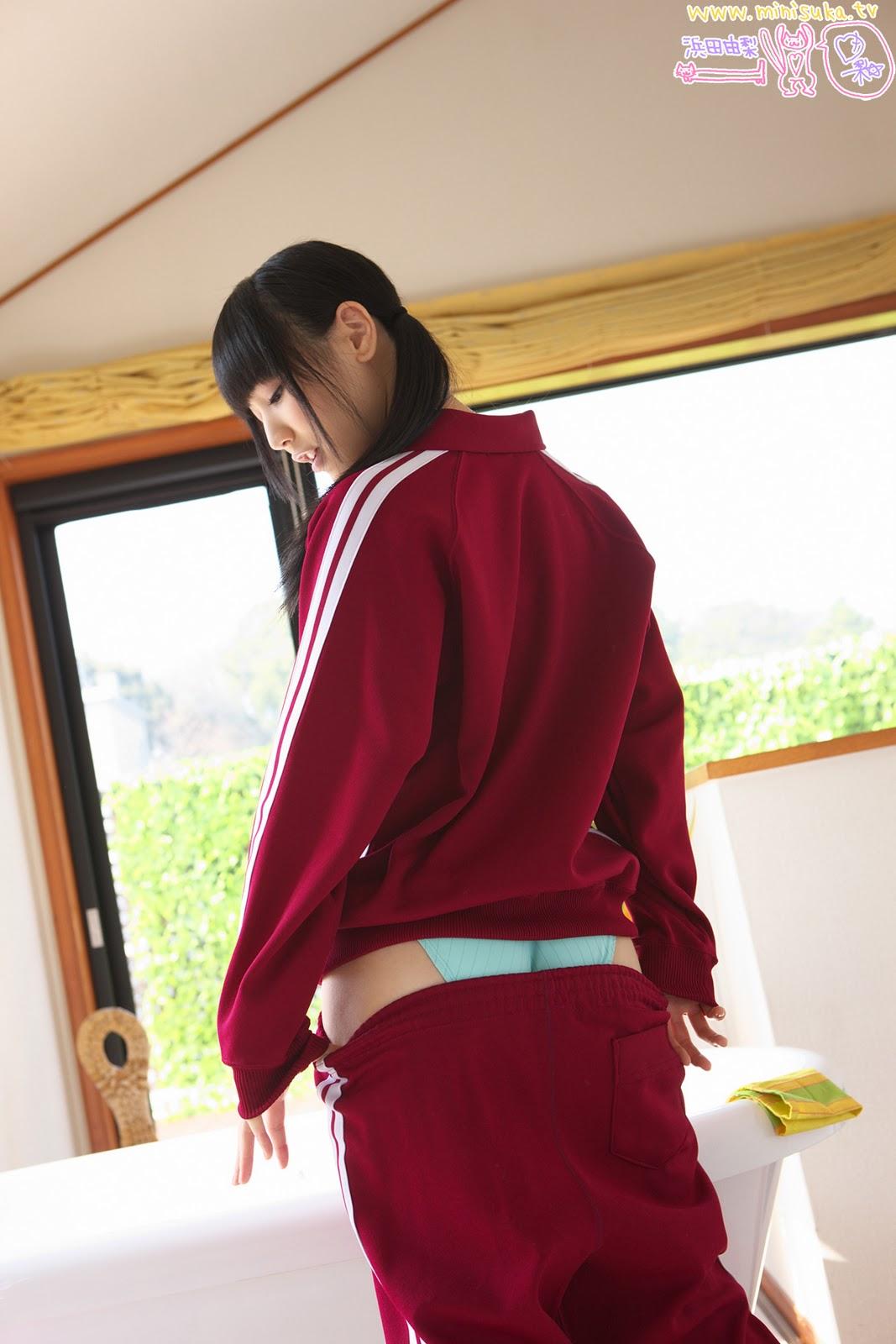 Hamada Yuri Panties