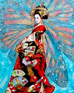 Madame Butterfly - Gail Zavala
