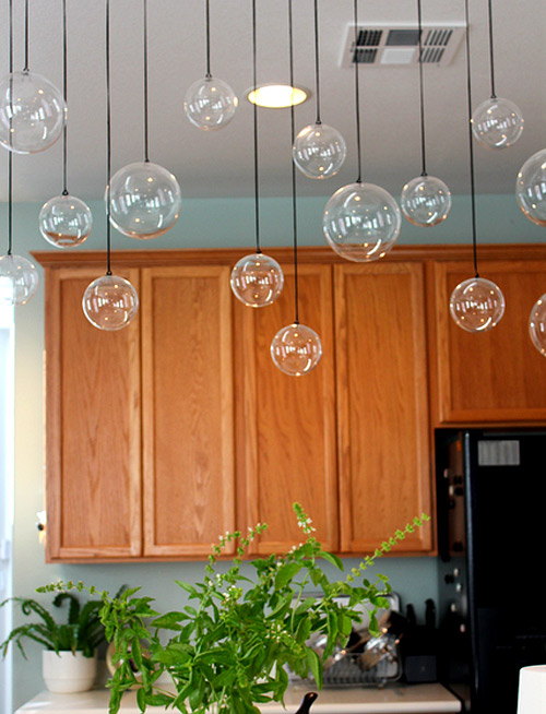 how to make glass bubble