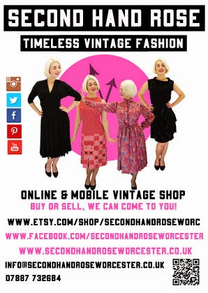 Second Hand Rose: Timeless Vintage Fashion