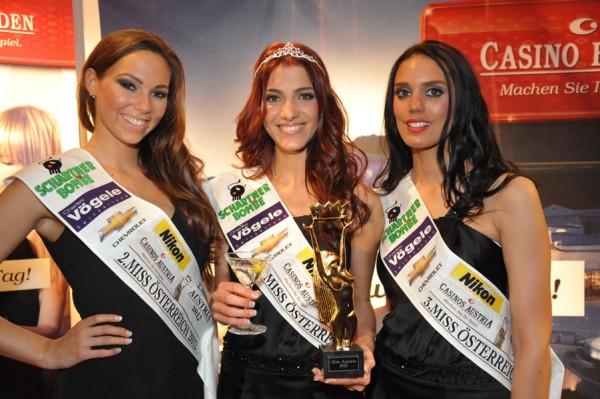 Miss Austria 2012 Amina Dagi