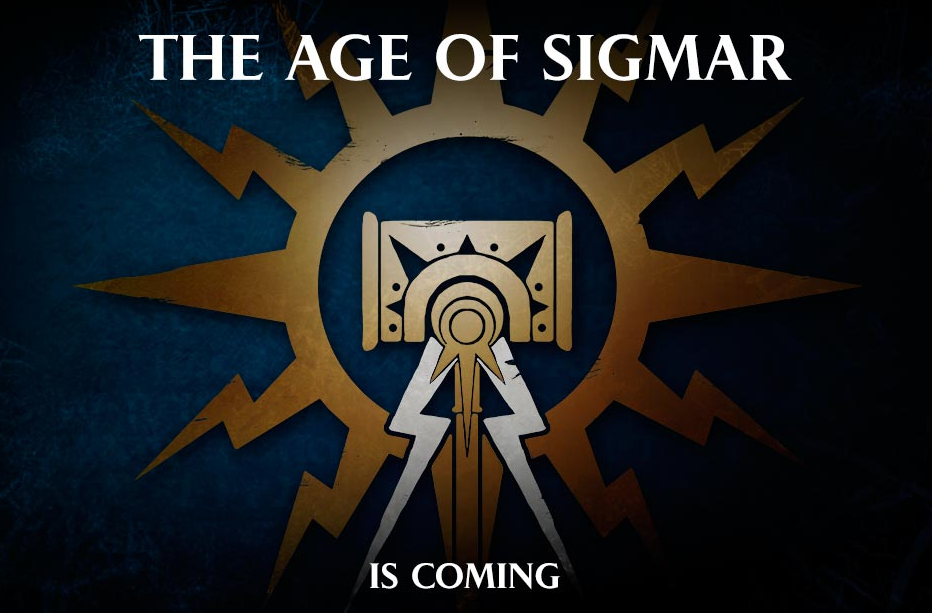 The Age of Sigmar-