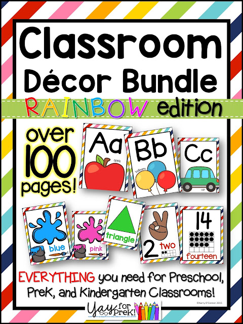 https://www.teacherspayteachers.com/Product/Back-to-School-Classroom-Decor-Bundle-Preschool-PreK-Kindergarten-2008787