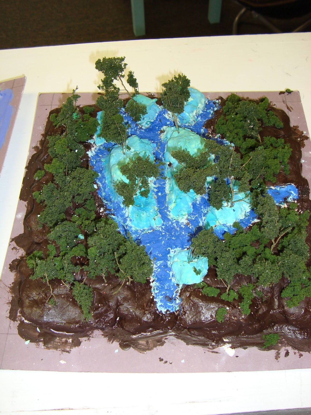 landform report This is a fun way for students to display what they have learned while learning about and researching landforms students will have an opportunity to show what they.