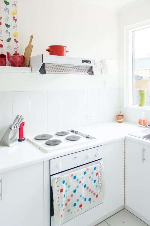 antes y después cocina estilo nórdico escandinavo
