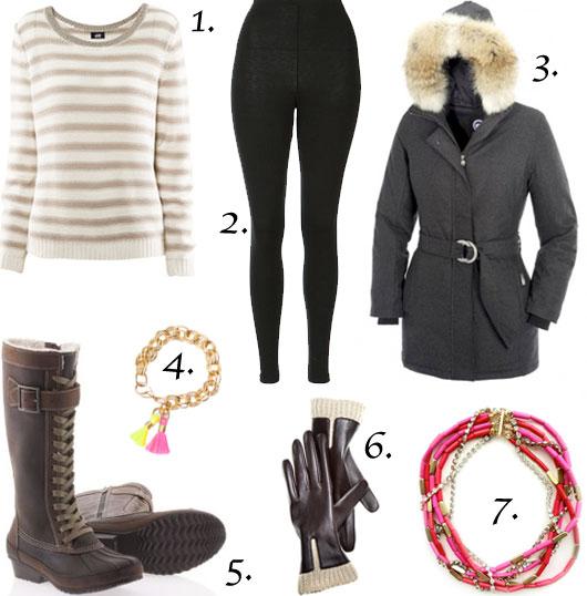 Canada Goose vest sale discounts - Style Rhapsody: January 2012