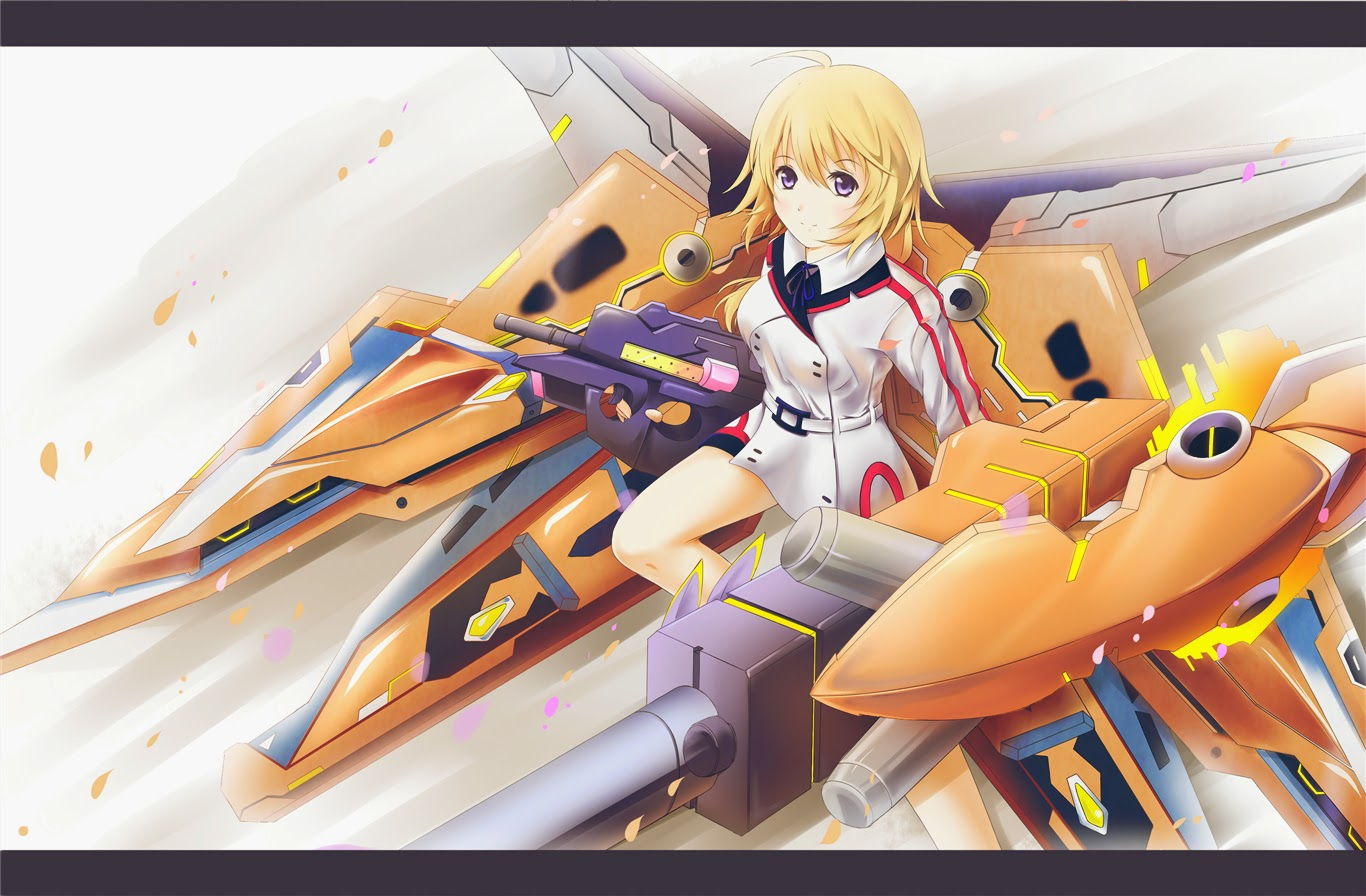 Infinite Stratos Charlotte Dunois