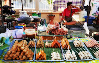 Pasar Tradisional Jed Samian
