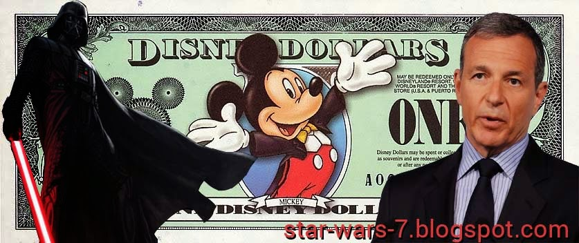 Star Wars 7 Bob Iger Interview