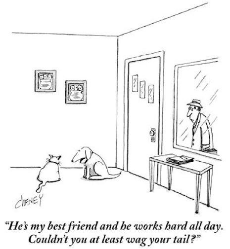 off the wall good new yorker cartoons dogs