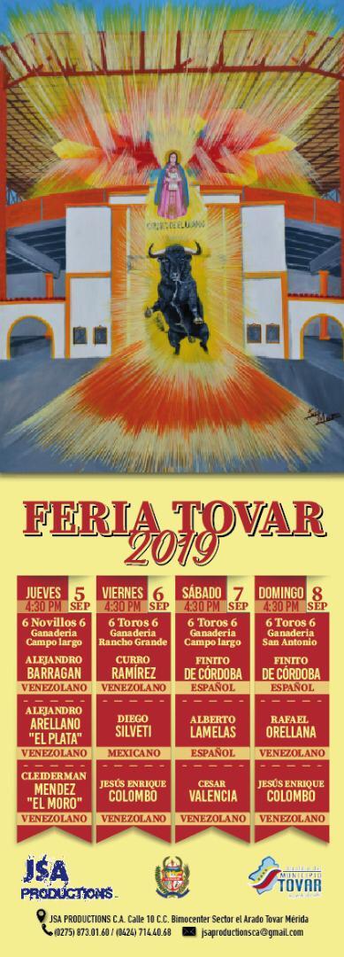 Feria de Tovar 2019