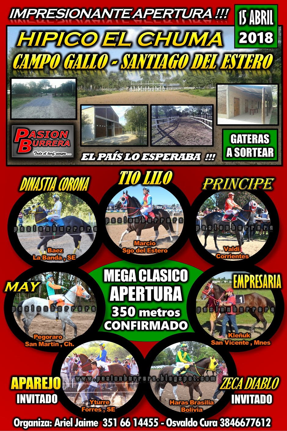 CAMPO GALLO - 15 ABRIL 2018